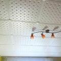Stropní kazeta, stropní podhled - SNC00292