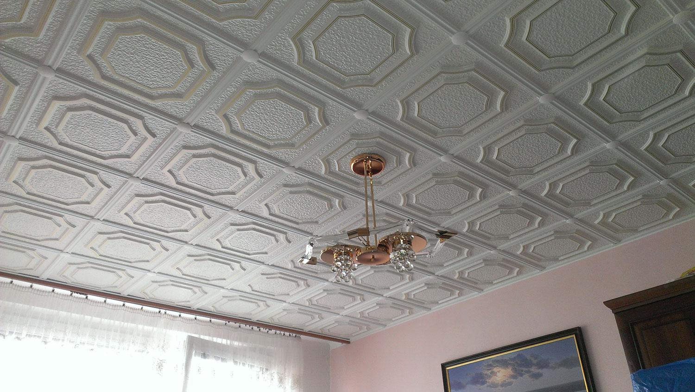 Rekonstrukce starého stropu